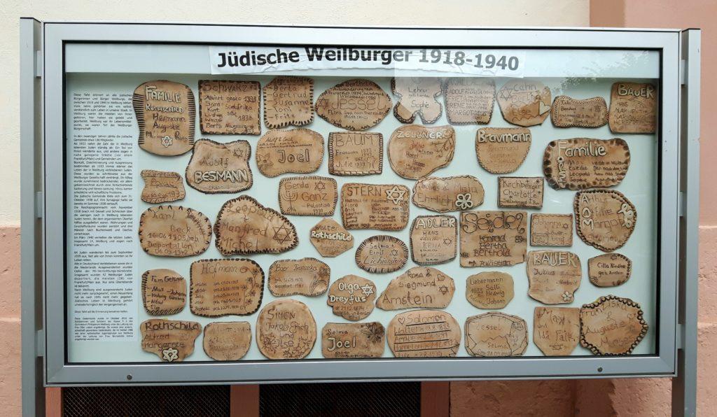 Erinnerung an Novemberpogrome 1938 wachhalten