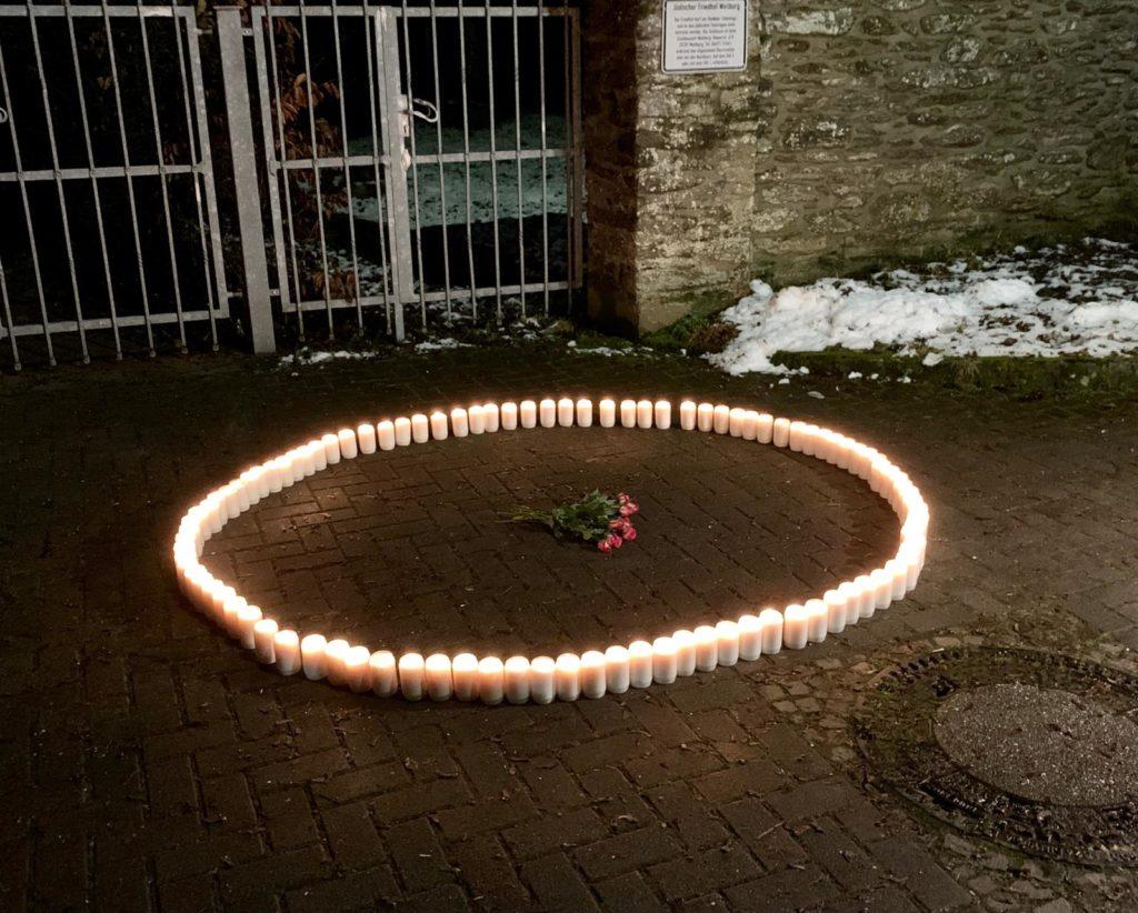 Weilburg erinnert e. V. gedenkt der Opfer des Nationalsozialismus am 27. Januar auch online